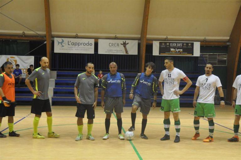 Futsal Tf vs Guardolificio Esserre