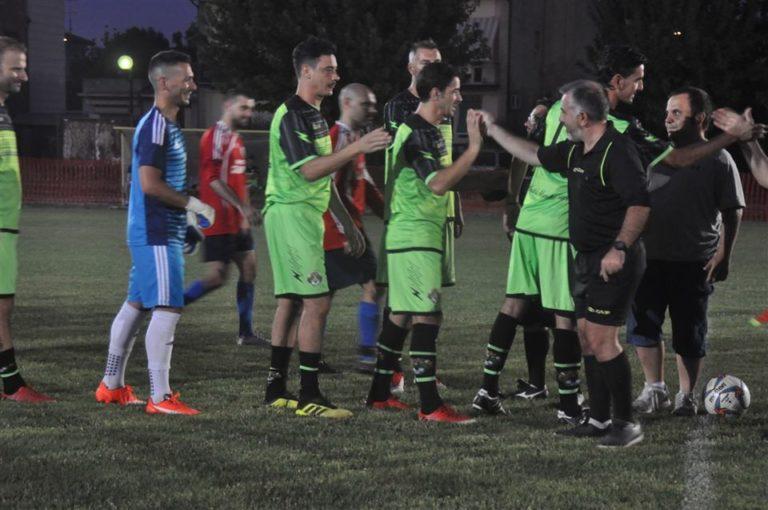 Tutti in piedi per la Football Tec