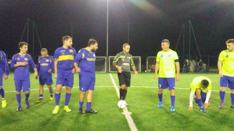 La Boca C7 vs Partenopea Team