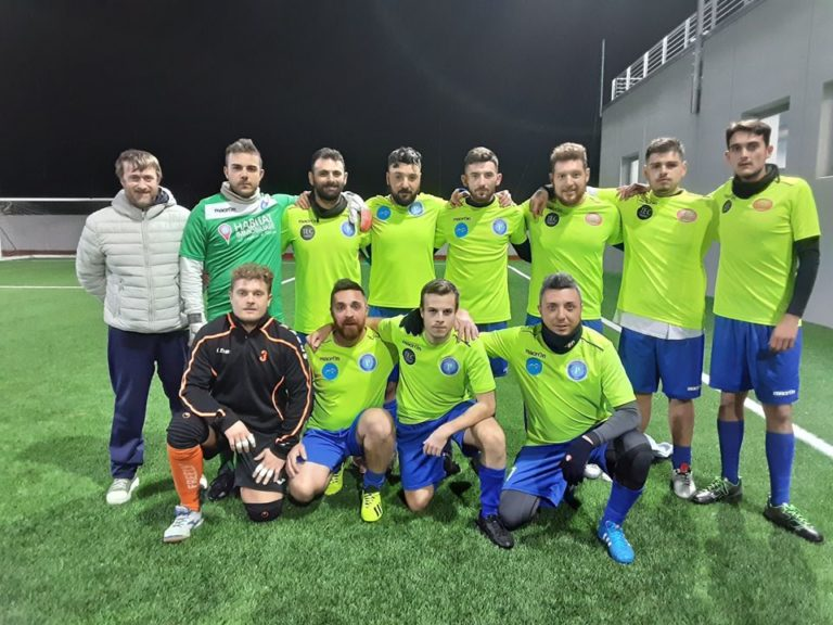 Partenopea Team C7 – Montegranaro C7 (VIDEO)