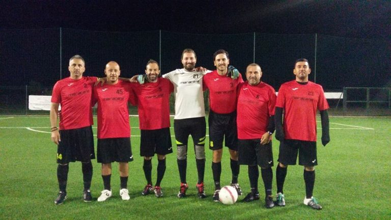 Partenopea Team C7 vs I Moretti (VIDEO)
