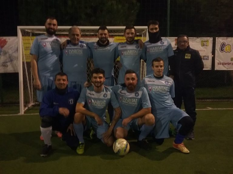 Morrovalle vs Partenopea Team C5 (VIDEO)