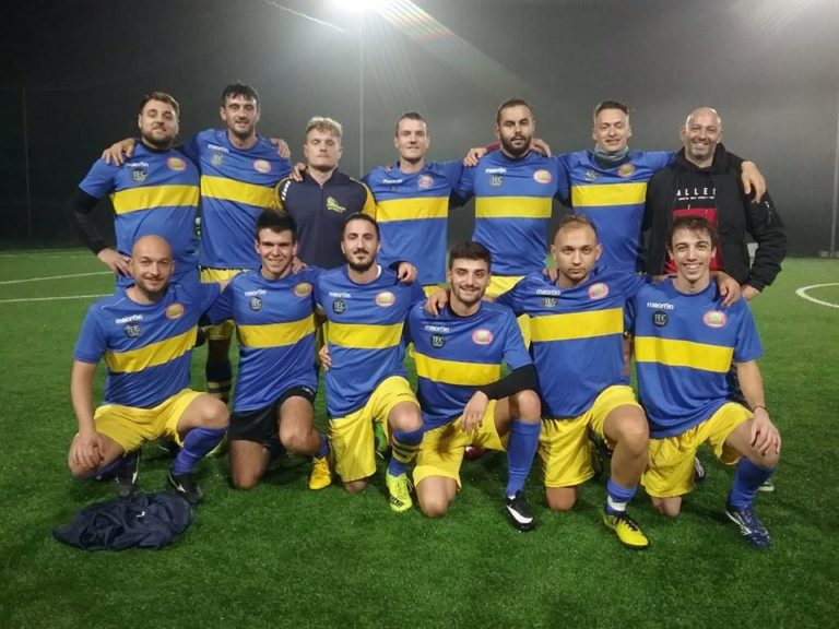 La Boca C7 vs Amatori Over 40 (VIDEO)