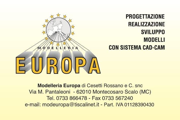 Modelleria Europa