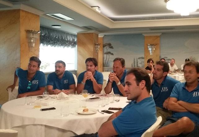 Gruppo Arbitri Marche in campo a Fermo per il Campionato Nazionale Avvocati