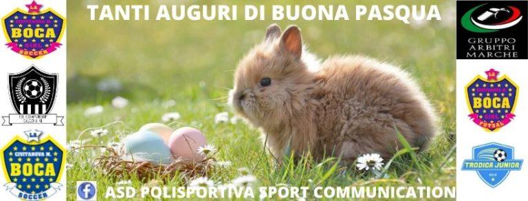 Tanti auguri di Buona Pasqua dai Campionati Tec