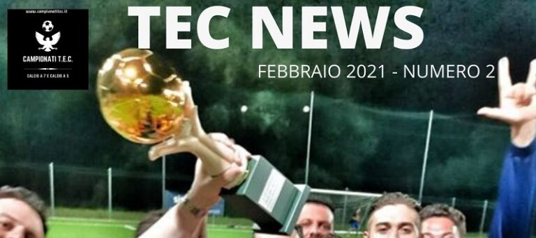 Scarica Tec News di Febbraio 2021
